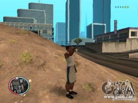 DRUNK MOD pour GTA San Andreas