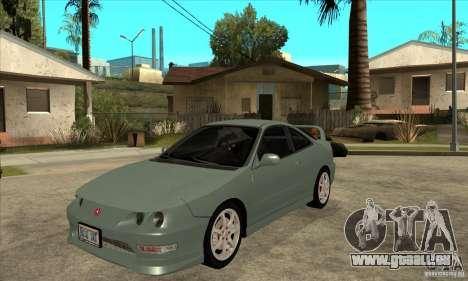 Acura Integra Type-R - Stock pour GTA San Andreas