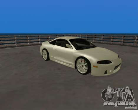 Mitsubishi Eclipse Tunable für GTA San Andreas
