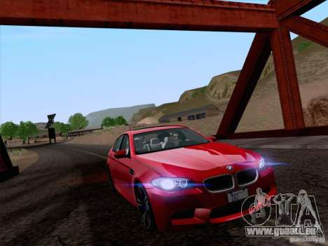 Realistic Graphics HD 4.0 pour GTA San Andreas quatrième écran