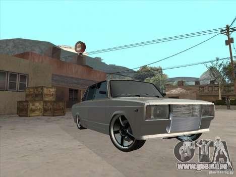 VAZ 2105 leichte Tuning für GTA San Andreas