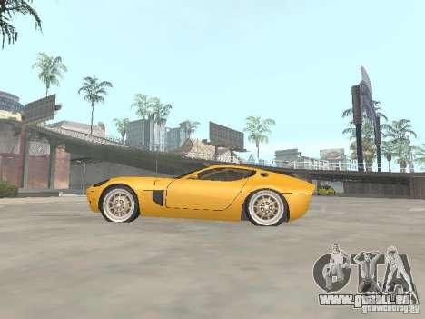 Ford Shelby GR1 für GTA San Andreas linke Ansicht