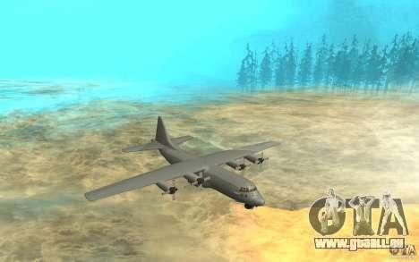 C-130H Spectre für GTA San Andreas