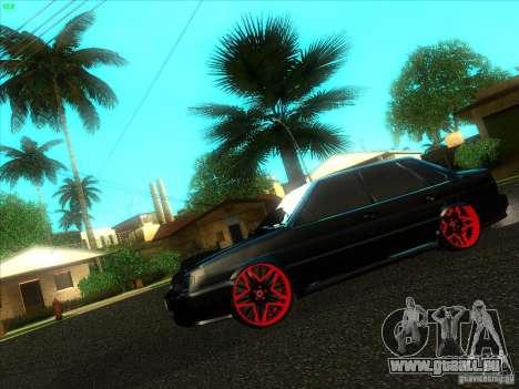 VAZ 2115 diable Tuning pour GTA San Andreas laissé vue