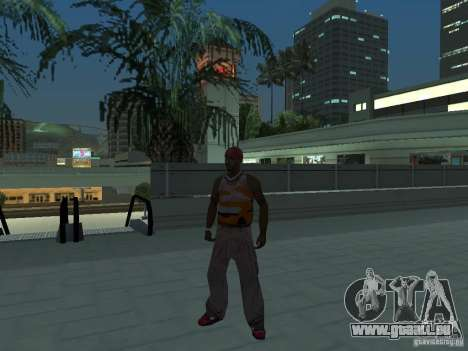 Skins Collection für GTA San Andreas siebten Screenshot