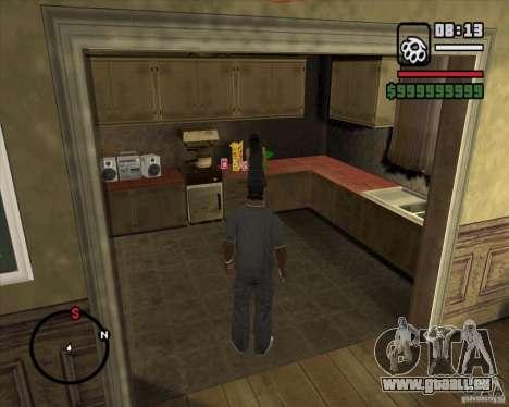Greetings 2U: GS für GTA San Andreas her Screenshot