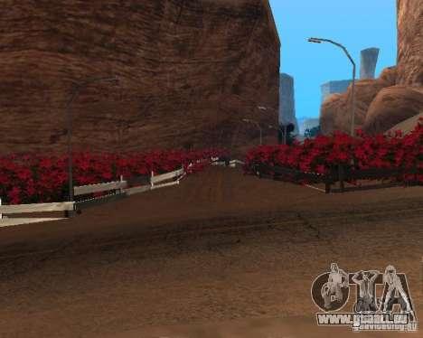 Modern Bone Country pour GTA San Andreas huitième écran