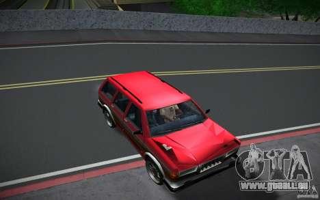 Lumières de HD pour GTA San Andreas troisième écran