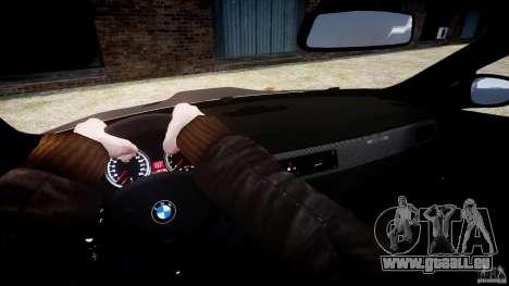 BMW M3 GT-S V.1.0 für GTA 4 Seitenansicht