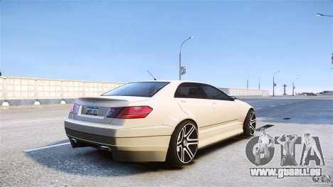Schafter2 Sedan für GTA 4 linke Ansicht