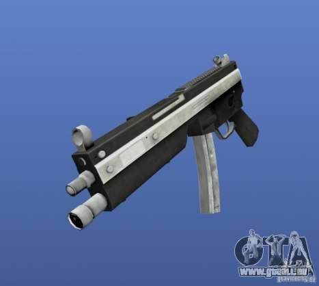 Mega Gun Pack (Chrom) für GTA 4 neunten Screenshot