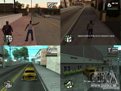 TaxiPass v.1 pour GTA San Andreas