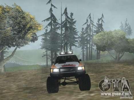 Tornalo 2209SX 4x4 pour GTA San Andreas vue de droite