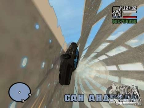 Krant race v2 pour GTA San Andreas troisième écran