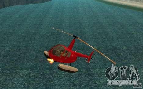 Robinson R44 Clipper II 1.0 für GTA San Andreas