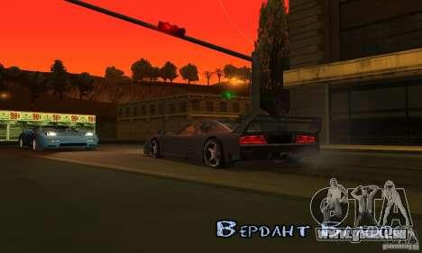 Sunshine ENB Series by Recaro pour GTA San Andreas septième écran
