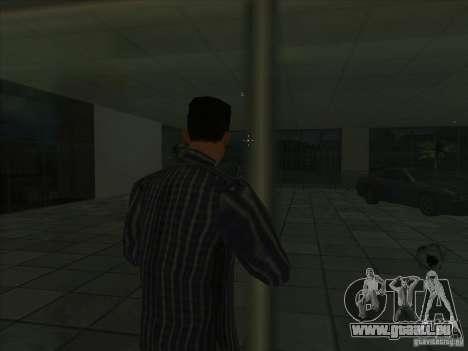 Löcher von Kugeln für GTA San Andreas zweiten Screenshot
