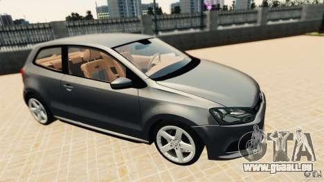 Volkswagen Polo v2.0 pour GTA 4