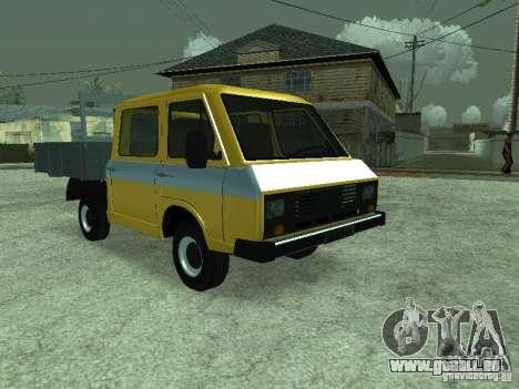 RAPH 3311 Pickup für GTA San Andreas Rückansicht