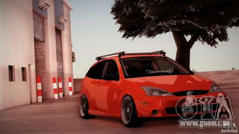 Ford Focus SVT Clean pour GTA San Andreas