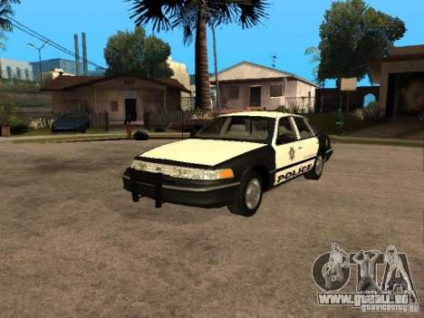 Ford Crown Victoria 1994 Police pour GTA San Andreas