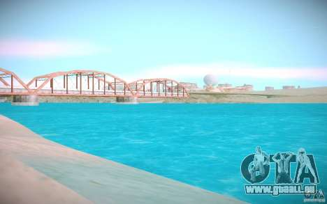HD-Wasser für GTA San Andreas zweiten Screenshot