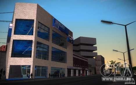 San Fierro Re-Textured pour GTA San Andreas troisième écran