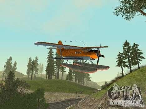 An-2V pour GTA San Andreas vue de droite