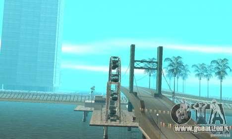 Drift City für GTA San Andreas