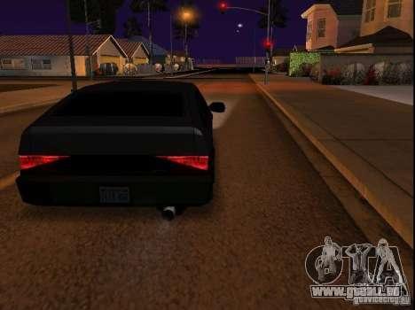 New Blistac für GTA San Andreas linke Ansicht