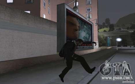 Animation von GTA IV V 2.0 für GTA San Andreas dritten Screenshot