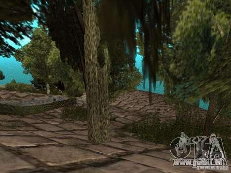 Stone Mountain pour GTA San Andreas cinquième écran