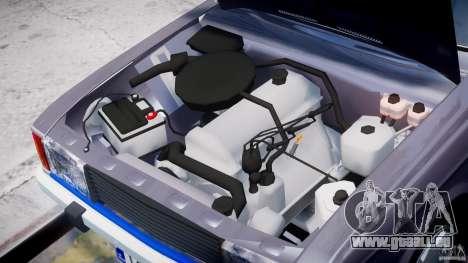 Peykan 1600i pour GTA 4