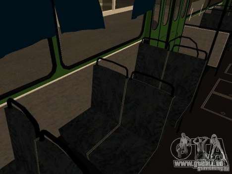 IKARUS 280 33M für GTA San Andreas Seitenansicht