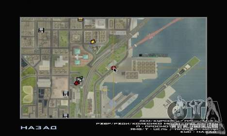 Nouveau Trailer de ravitaillement de TNC-TNC pour GTA San Andreas quatrième écran