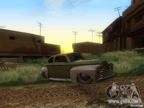 Ford Coupe 1946 Mild Custom pour GTA San Andreas