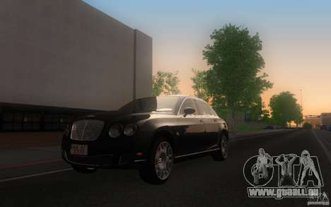Bentley Continental Flying Spur pour GTA San Andreas