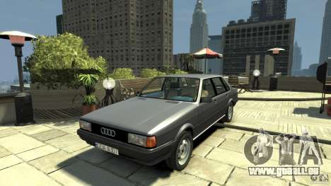 Audi 80 B2 1985 Quattro für GTA 4