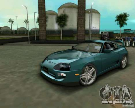Toyota Supra für GTA Vice City