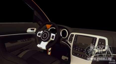 Infiniti FX37 v1 für GTA San Andreas rechten Ansicht