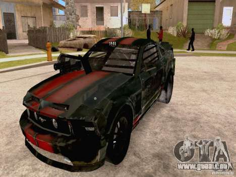 Ford Mustang Death Race pour GTA San Andreas