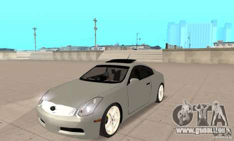 Nissan Skyline 350GT 2003 pour GTA San Andreas