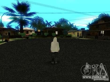 New ColorMod Realistic pour GTA San Andreas quatrième écran