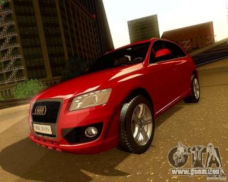 Audi Q5 pour GTA San Andreas vue de droite