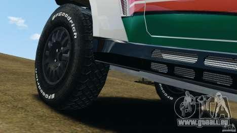 Mitsubishi Montero EVO MPR11 2005 v1.0 [EPM] pour GTA 4