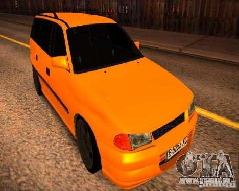Opel Astra GSI Caravan für GTA San Andreas
