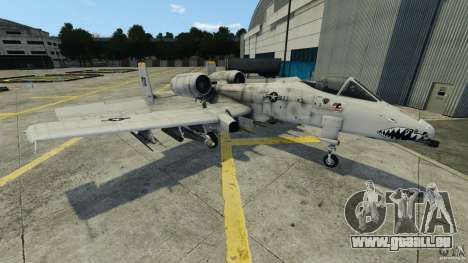 A-10A Thunderbolt II für GTA 4