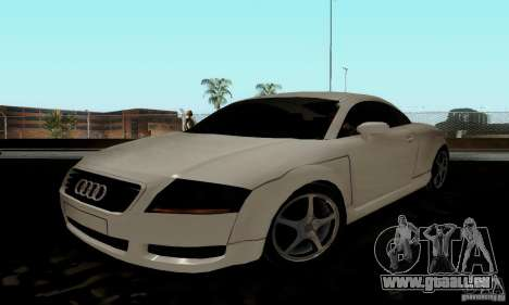 Audi TT pour GTA San Andreas