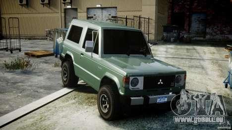 Mitsubishi Pajero I [Final] für GTA 4