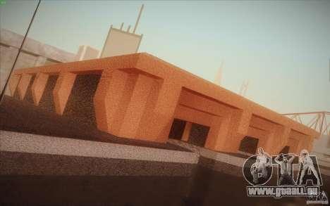 New SF Army Base v1.0 pour GTA San Andreas